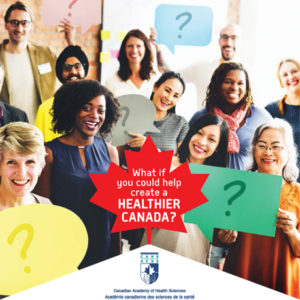 What if you could help create a healthier Canada?