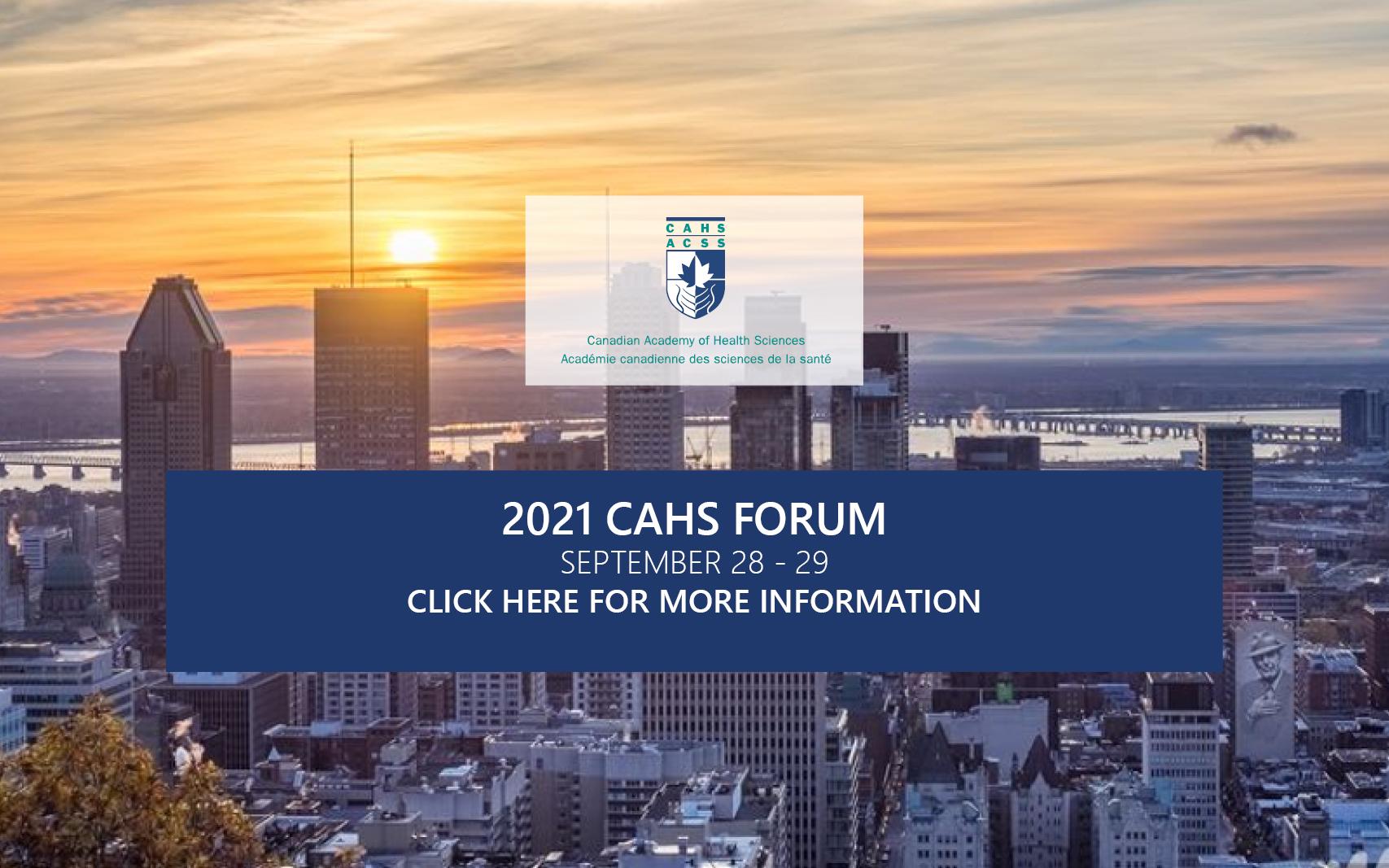 2021 Forum