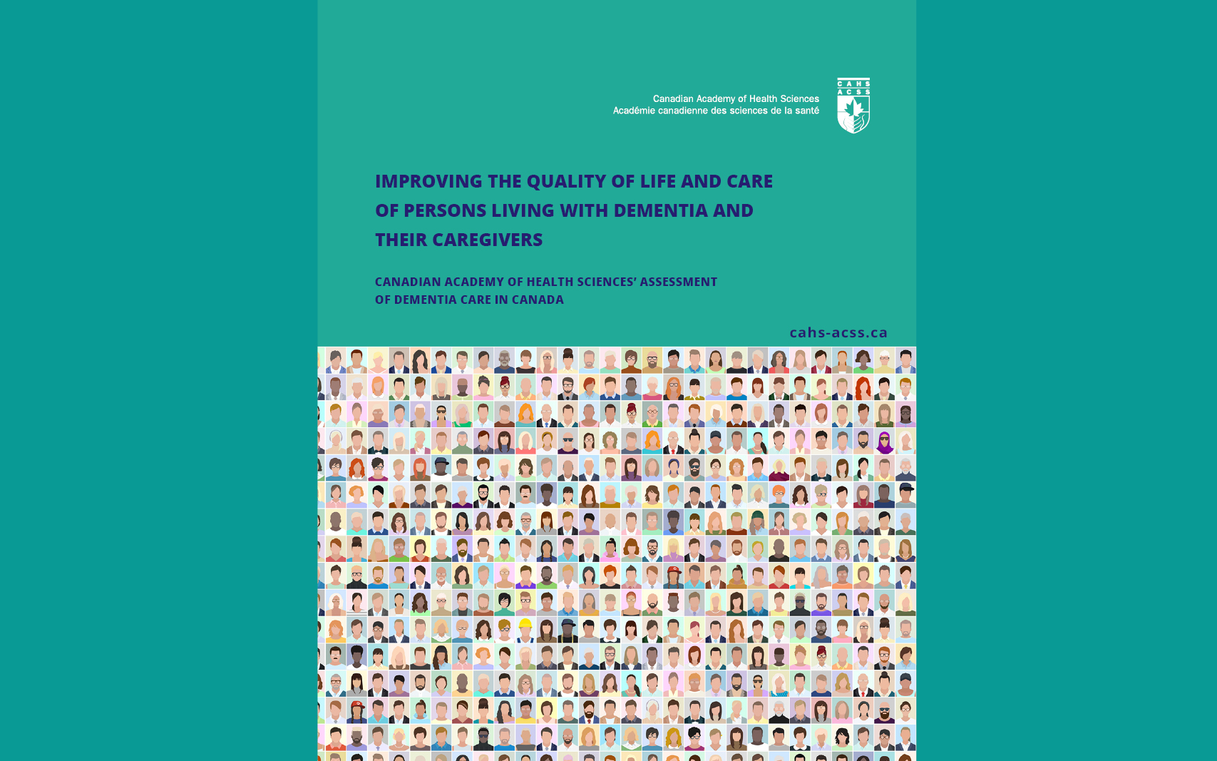 Improving the quality of life and care of persons living with Dementia and their caregivers